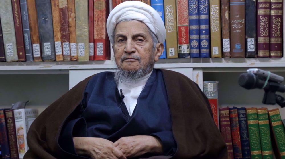 Iran Leader offers condolences on passing away of Ayatollah Saanei
