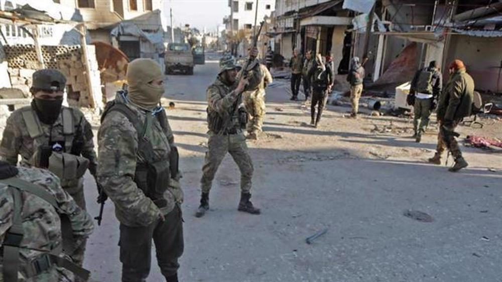 Turkish-backed militants rob commuters, loot properties in northern Syria