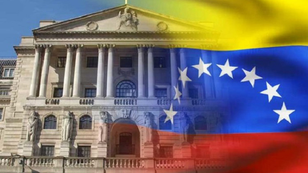 Venezuela in latest bid to recover 'seized' gold reserves