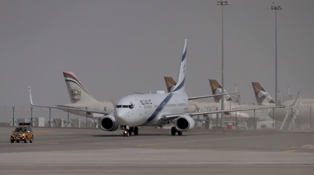 Saudi Arabia opens airspace to Israel-UAE flights