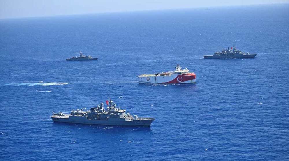 Turkey kicks off military drills in north Cyprus amid Greece tensions