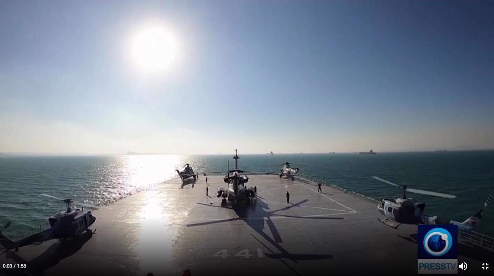 Mer Rouge: l'Iran en ordre de bataille...