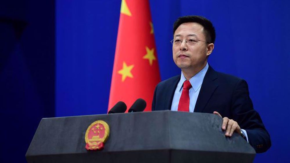 Beijing slams new US sanctions over South China Sea