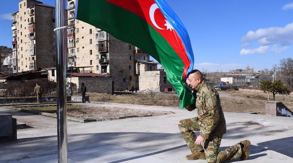 Azerbaijan says lost 2,855 troops in Nagorno-Karabakh war