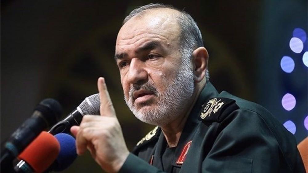 IRGC chief: Recent drills gave enemies warning against miscalculation