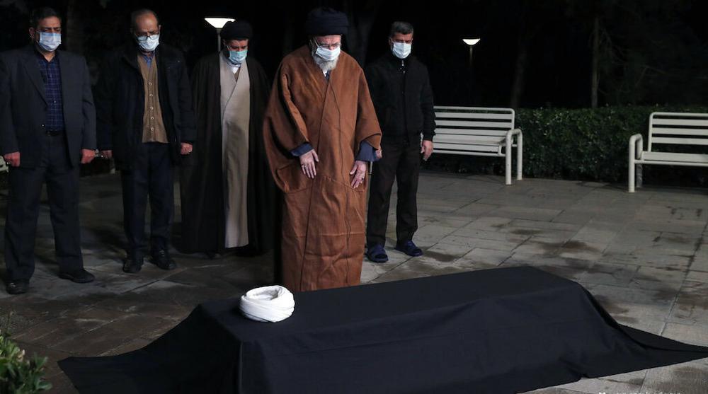 Leader extends condolences on demise of Iranian cleric Ayatollah Mesbah Yazdi