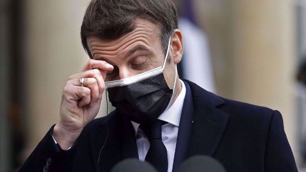 Macron says will not apologize for France's atrocities in Algeria