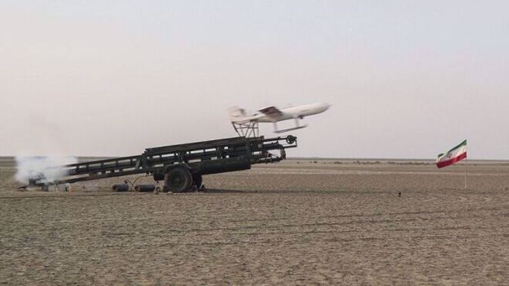 Iran's drones conduct reconnaissance ops on foreign vessels