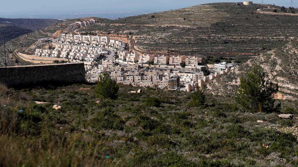 Palestinians slam Israel's scramble to build new settlements
