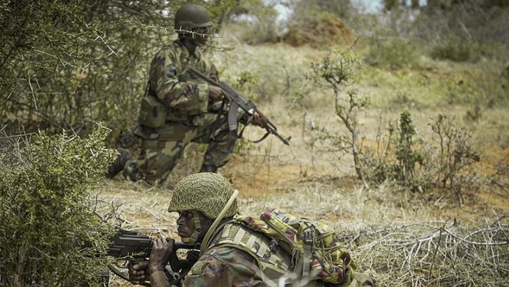 Ugandan peacekeepers kill 189 al-Shabab militants in Somalia