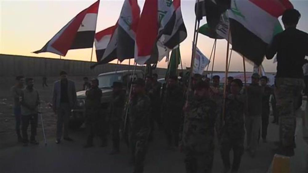 At least 11 PMU fighters killed in Daesh ambush north of Baghdad
