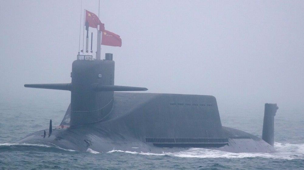 China says military exercises near Taiwan 'solemn warning'