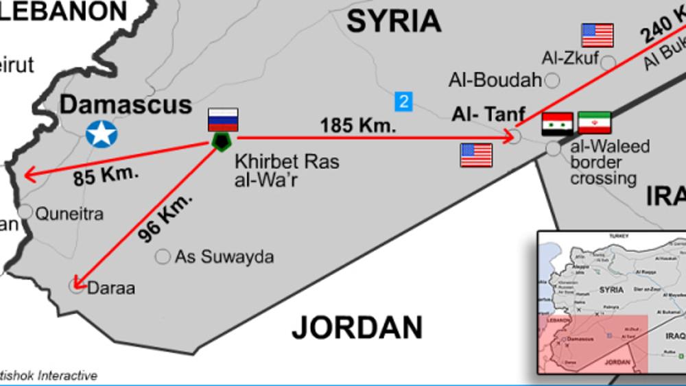 1er clash militaire Biden/Assad?