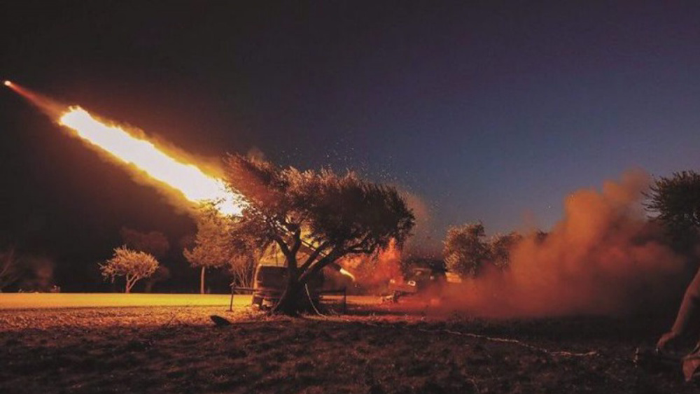 Irak: base US criblée de missiles