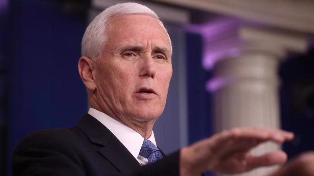 Pence caves in, welcomes GOP bid to object to Biden's victory