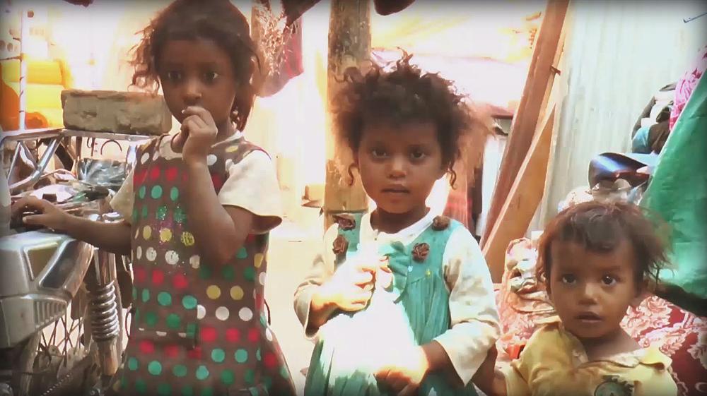 Yemeni children, defenseless victims of ongoing Saudi war crimes