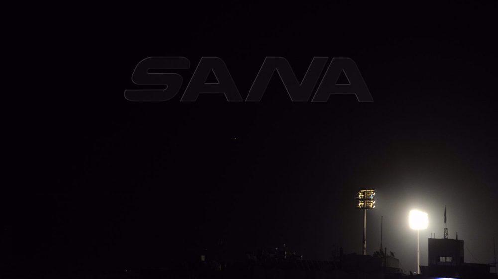Syrian air defenses thwart Israeli aggression: SANA