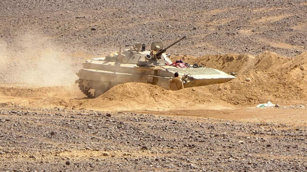 Maarib: désertions massives d'officiers