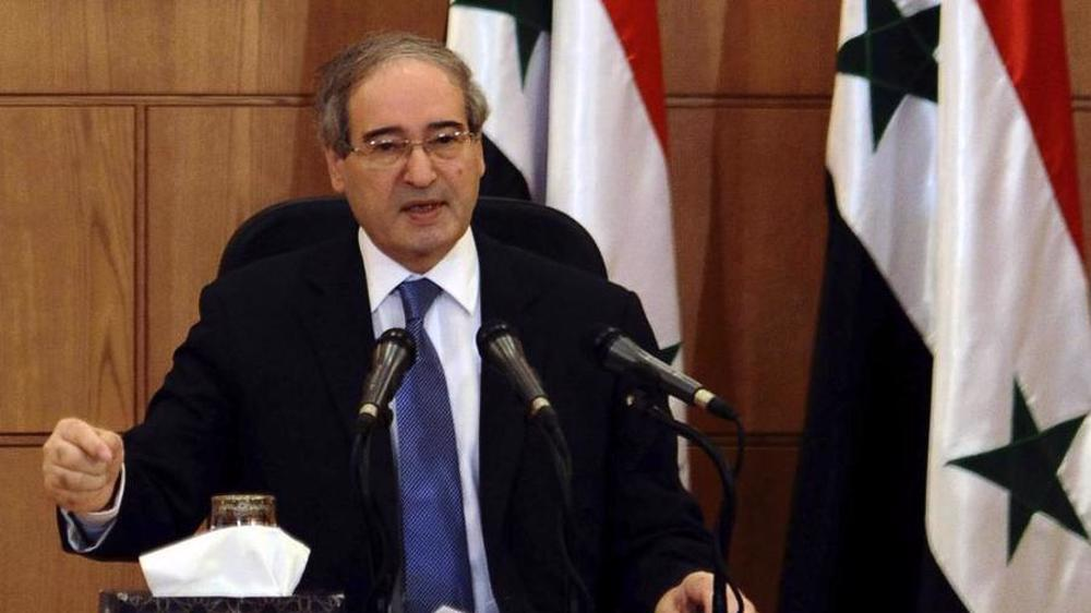 International political climate changing positively towards Syria, FM Mikdad says