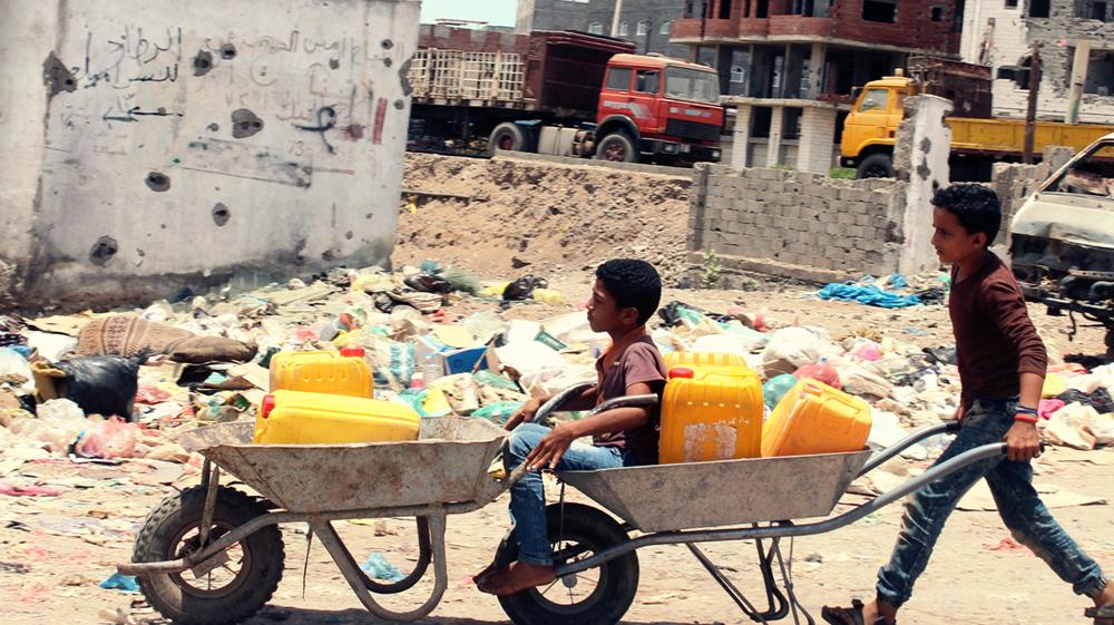 Yemen's water crisis worsening