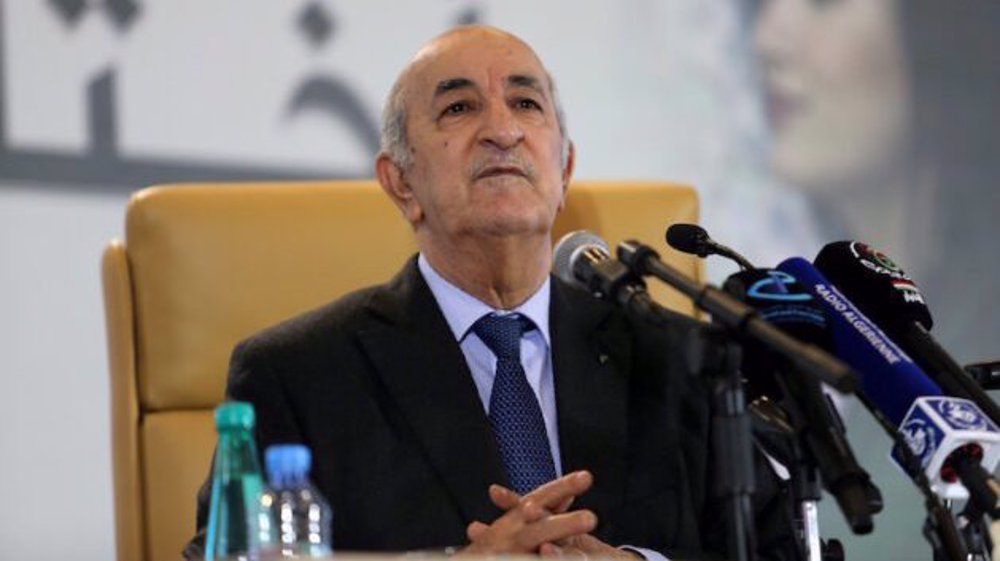 Algeria demands 'total respect' from France