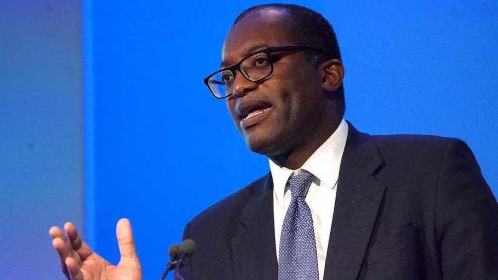 UK's Kwarteng: Price cap will remain this winter amid pressure from energy firms