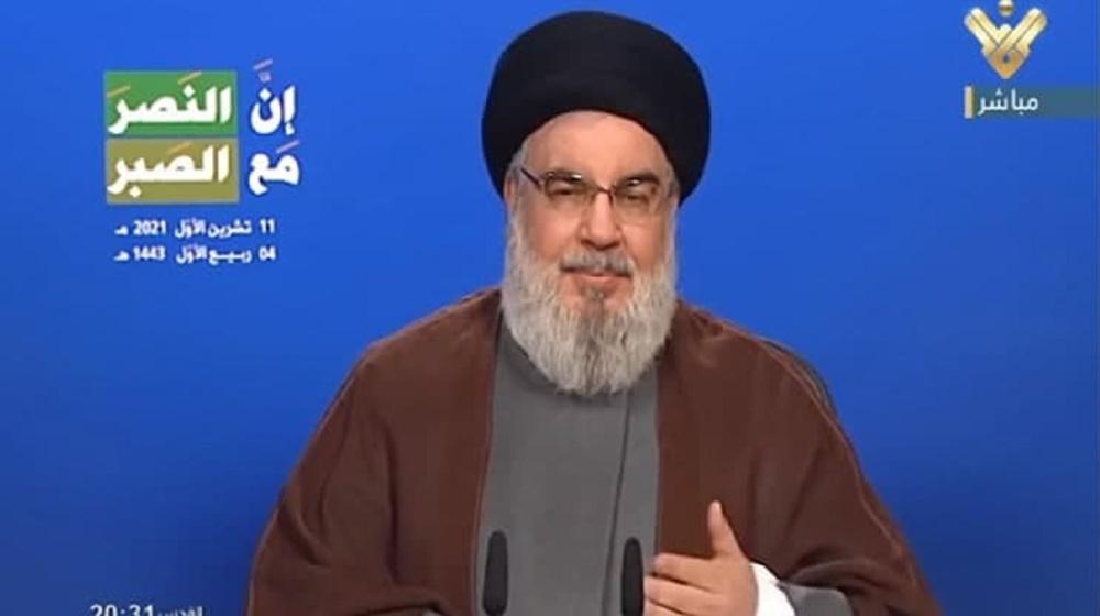 Daesh's job is to lead Afghanistan into civil war: Nasrallah