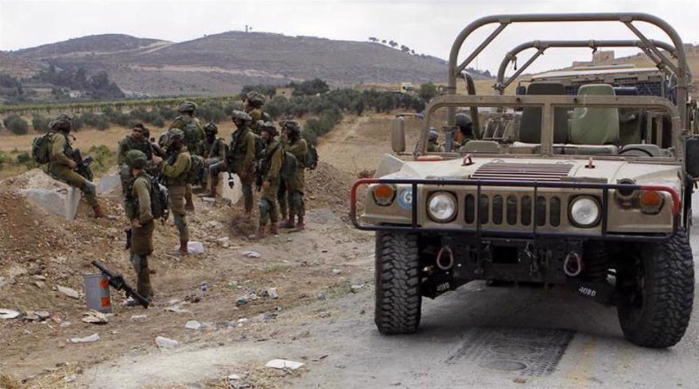 Golan: l'armée sioniste se barricade