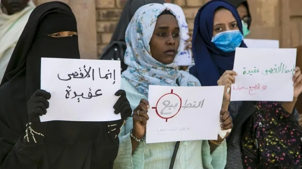 'US pressuring Sudan to normalize relations with Israeli regime'