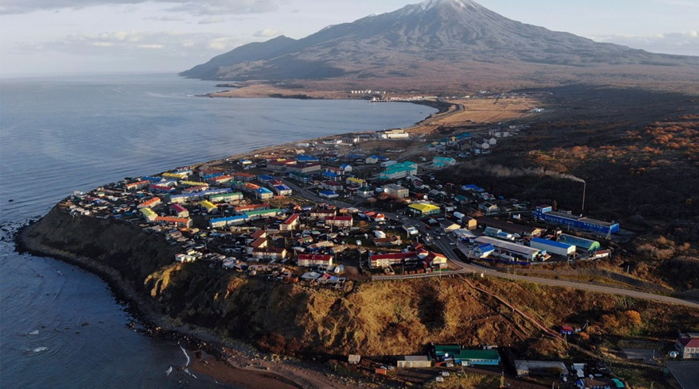 Russia rejects Japan's claim of sovereignty over disputed islands