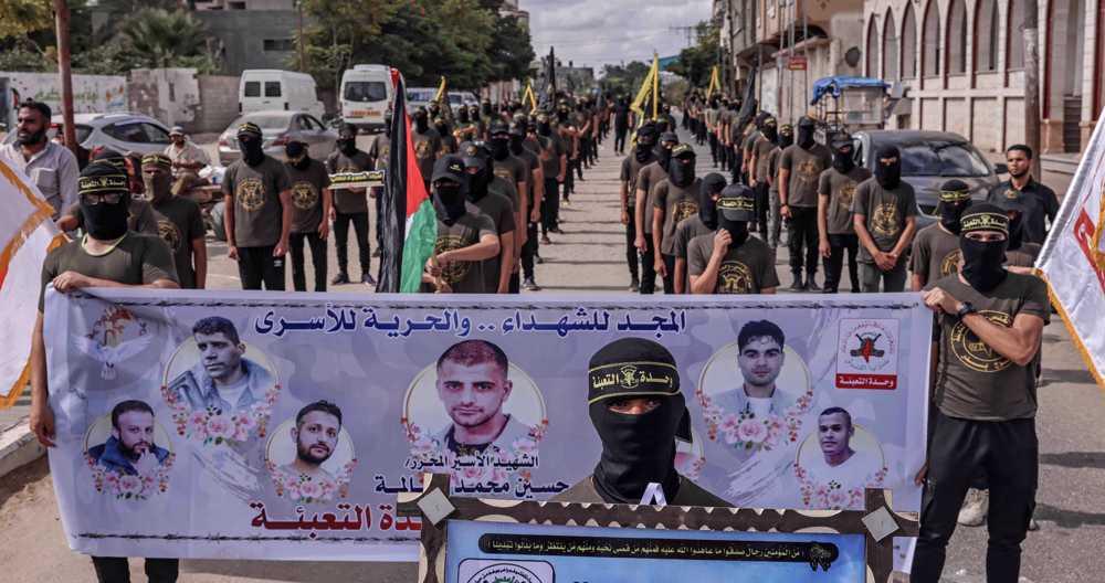 Palestinian captives launch hunger strike amid Israeli crackdown