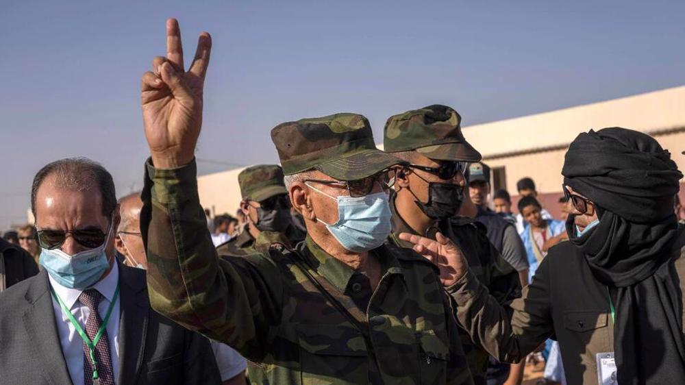 Western Sahara independence leader vows to continue fight along wall with Morocco