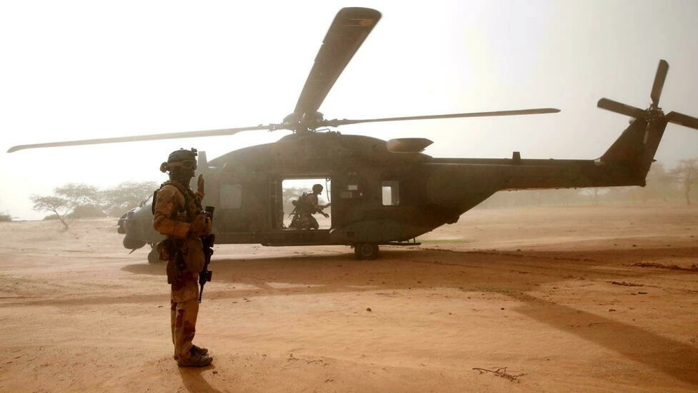 French soldier killed in Mali