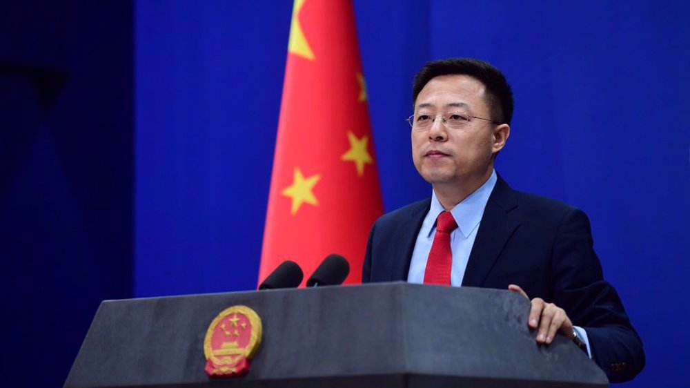 China: US should remove 'all illegal sanctions' on Iran
