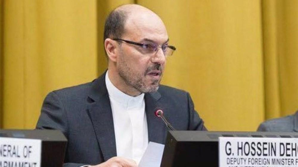 Invaders should take responsibility for ravaging Afghanistan: Envoy