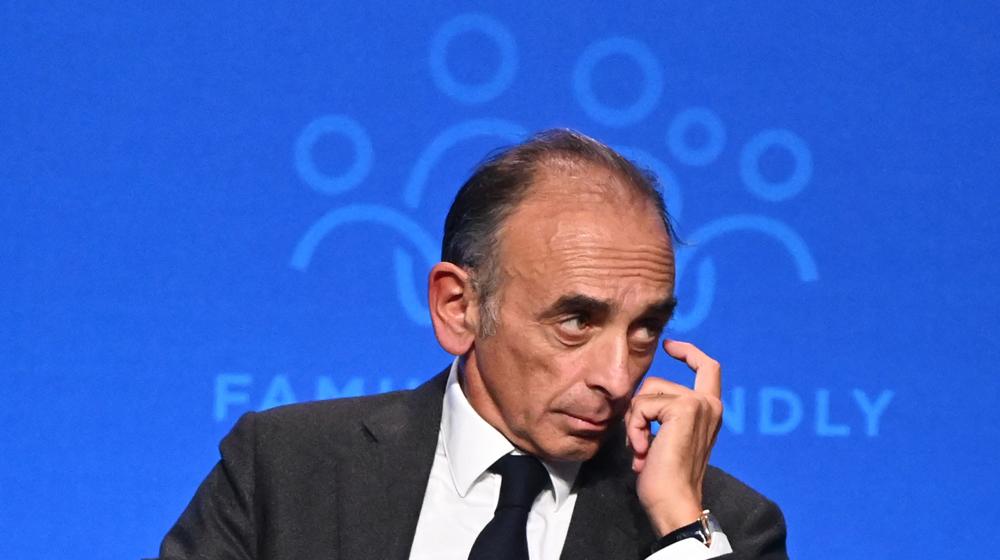 France: complot cosigné Zemmour/CRIF !
