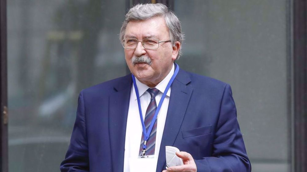 No reasons for pessimism about Iran deal: Russian negotiator to EU