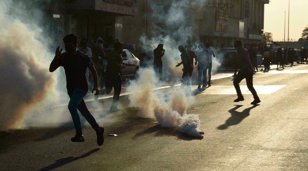 UK keeps exporting tear gas to Mideast's authoritarian regimes