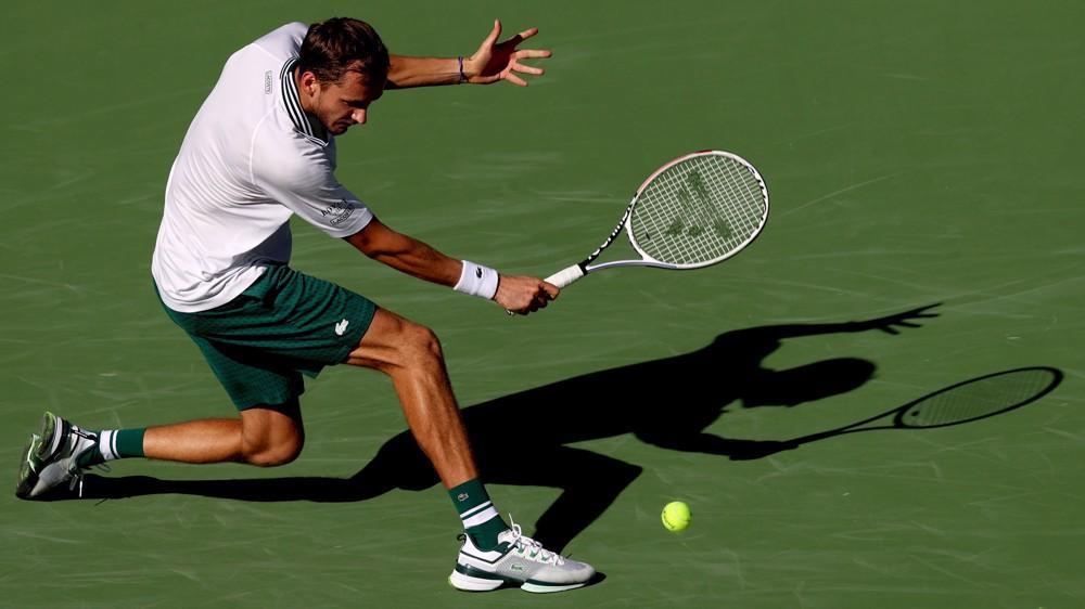 Indian Wells Masters: Medvedev stuns Dimitrov, reaches quarters