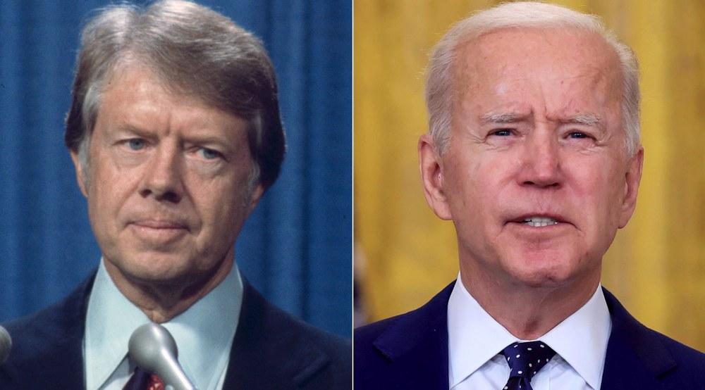 'Biden is the weakest US president since Jimmy Carter'