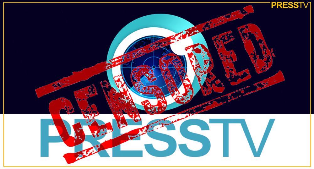 Instagram locks Press TV account in new attack on freedom of speech