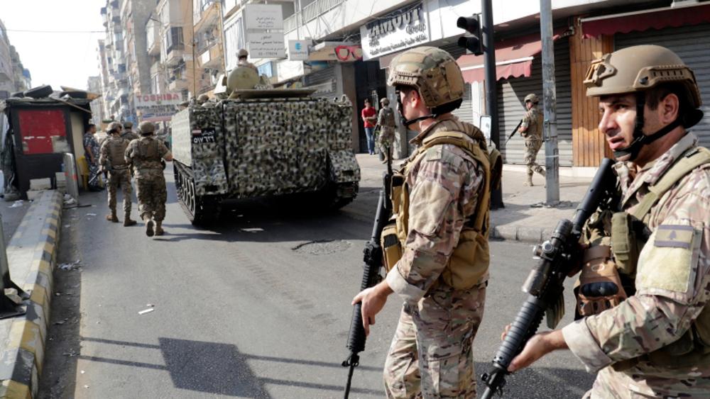 Beirut violence
