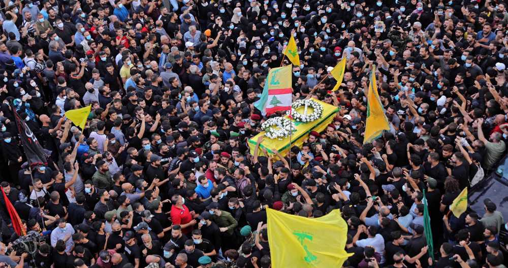 Lebanon's Hezbollah says will not be dragged into civil war
