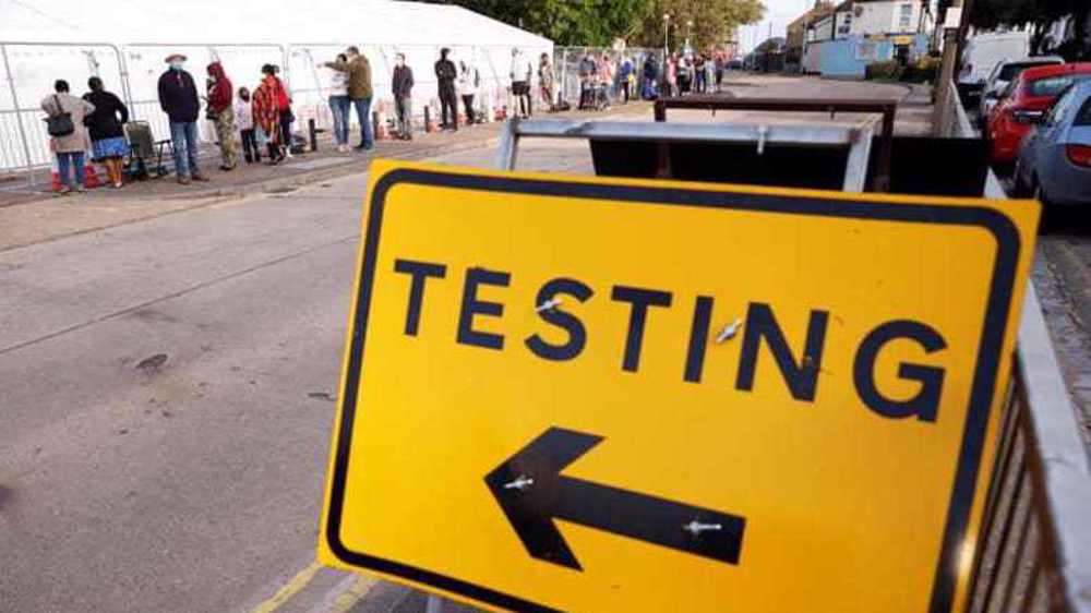 COVID testing site suspended in UK over delivering false negatives