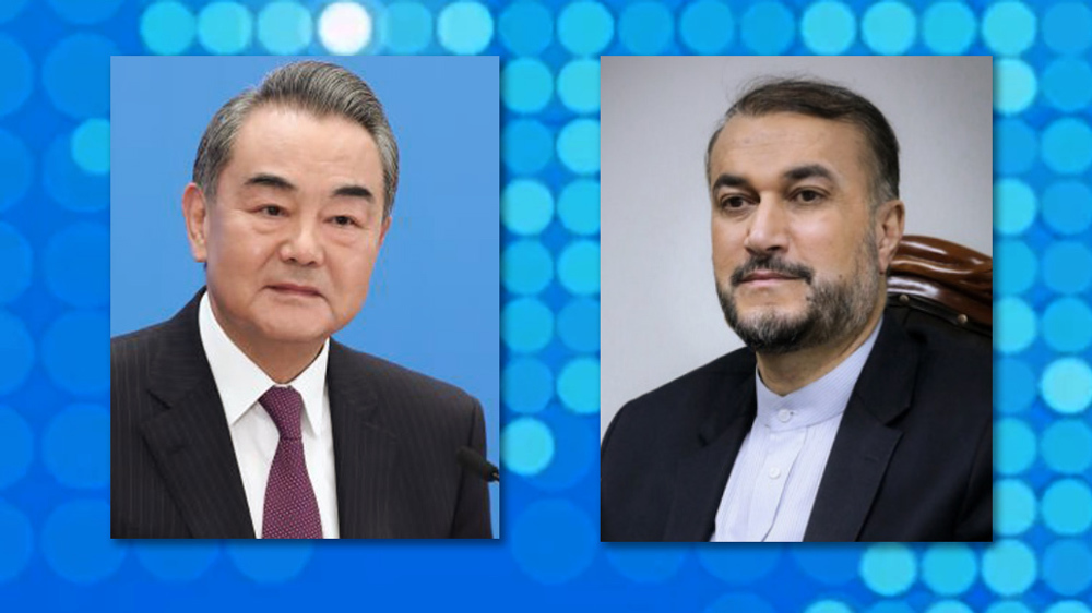 Iran says resolute on implementing strategic partnership deal with China