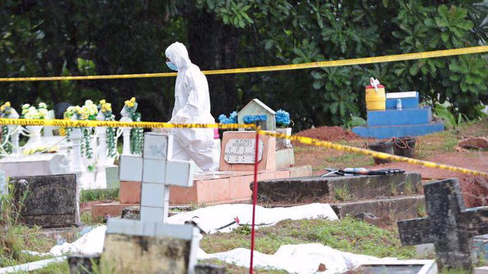 Panama exhumes mass graves for victims of 1989 US invasion