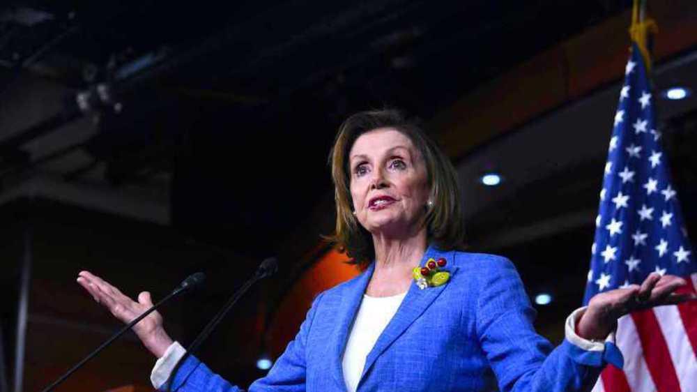 Pelosi scolds media for not 'selling' $3.5 trillion US spending bill