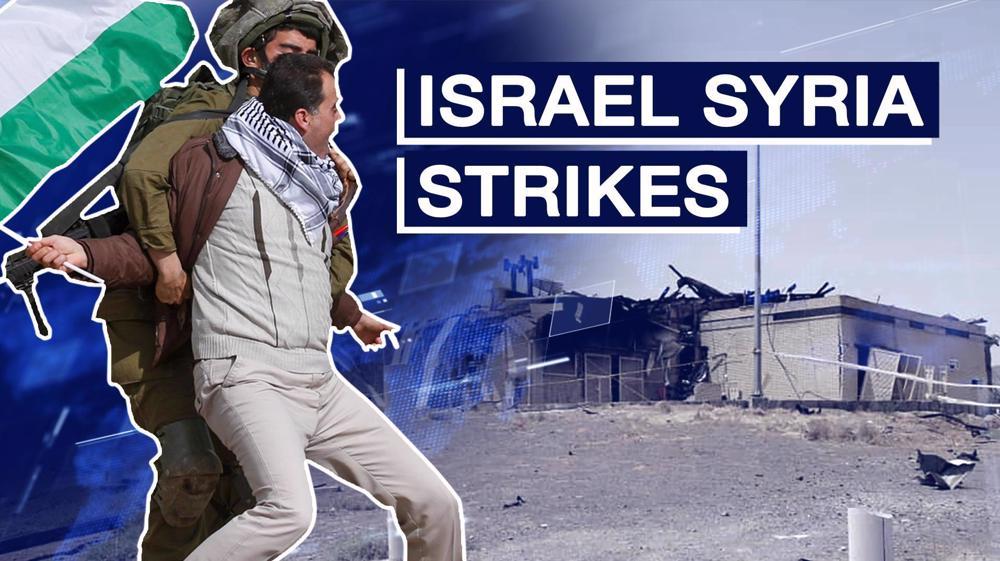Israel attacks Syria, killing one soldier