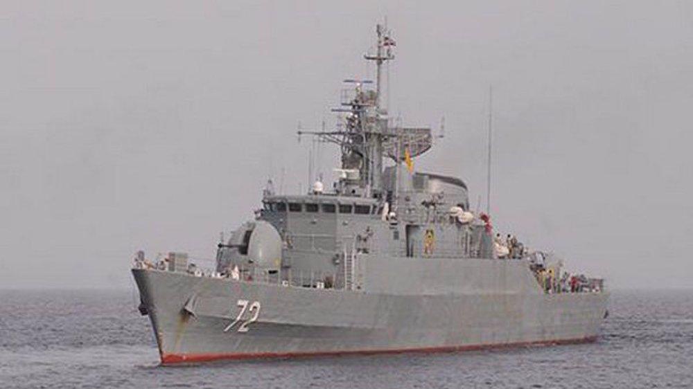 Golf d'Aden : la marine iranienne tire !