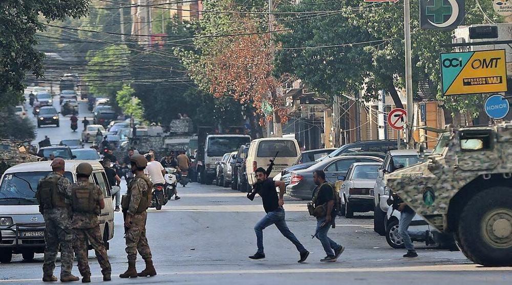 Liban : méga déculotée US!